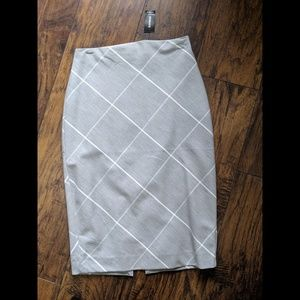 New high waist Express pencil skirt size 2